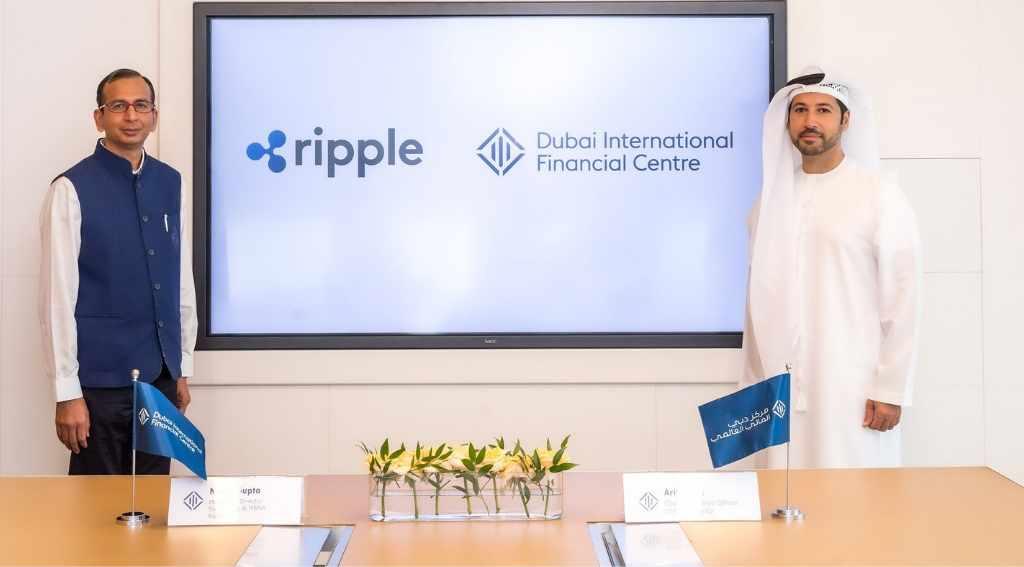 dubai ripple regional headquarters sets