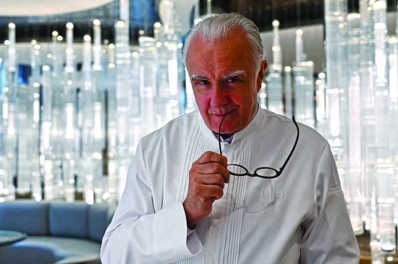 ducasse chef paris restaurant starred