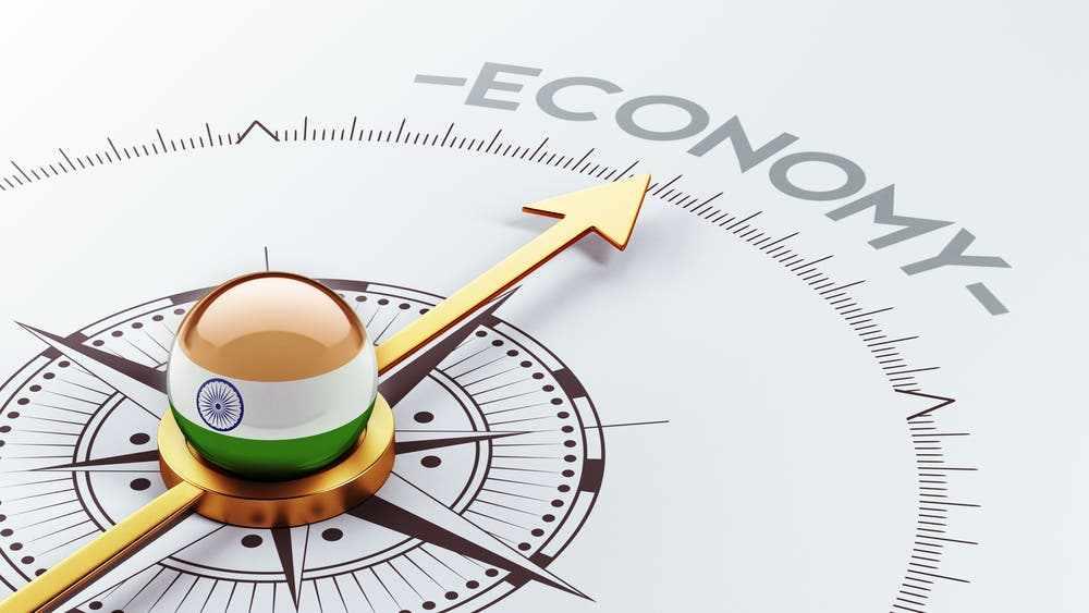economy india shrink