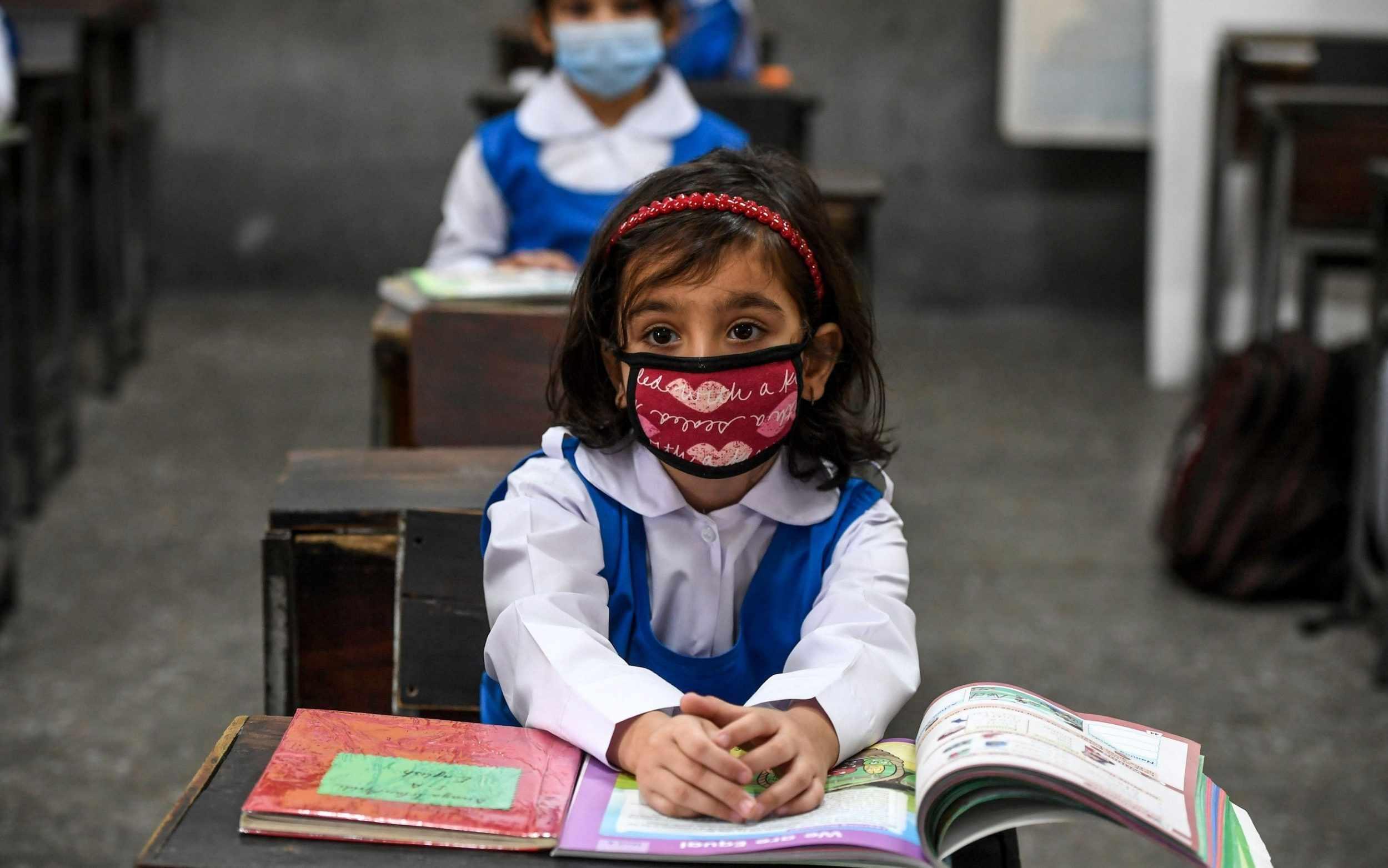 education covid climate biden johnson
