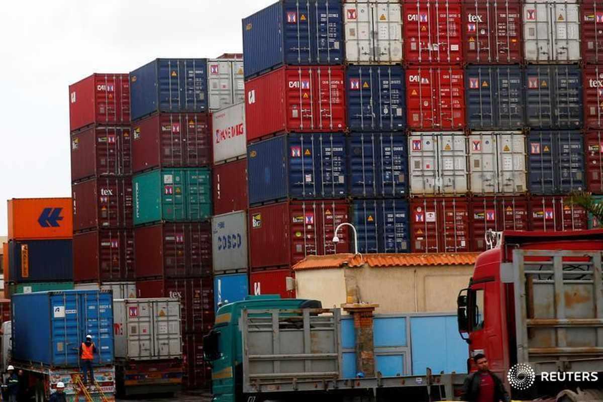 egp, goods, customs, taxes, port,