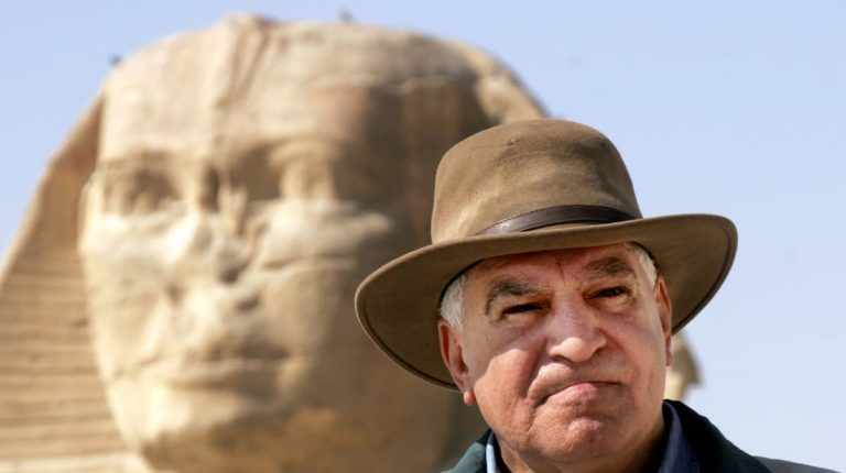 egypt archaeological discovery luxor announce