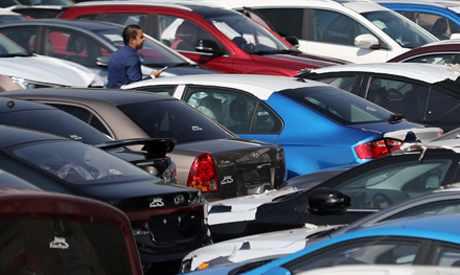 egypt auto industry