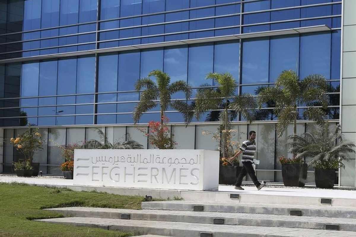egypt bank efg investment hermes