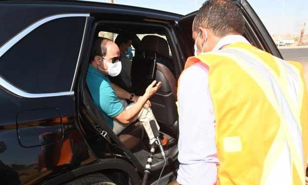 egypt cairo president