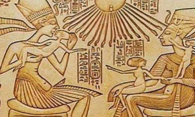 egypt children ancient were place