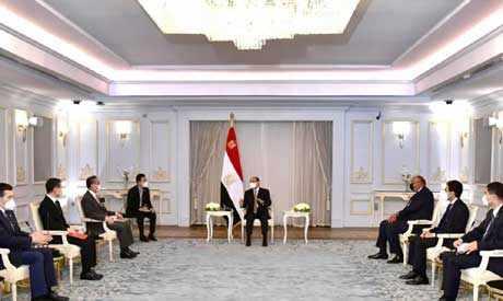 egypt china strategic partnership anniversary