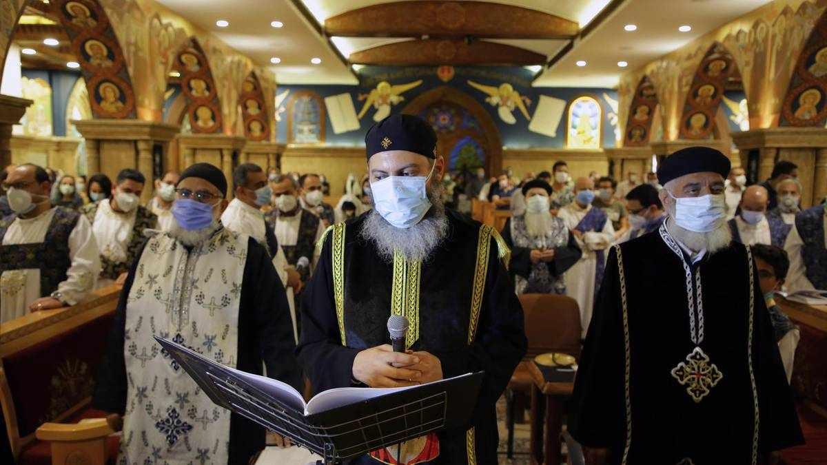 egypt coptic efforts nile dam
