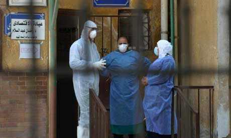 egypt coronavirus cases fatalities statement