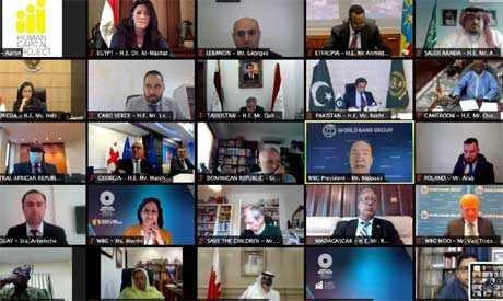 egypt world covid wbg conclave
