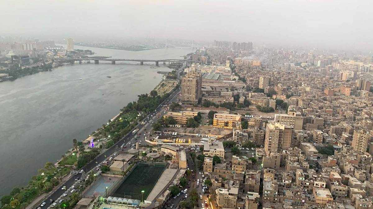egypt debt rating access robust