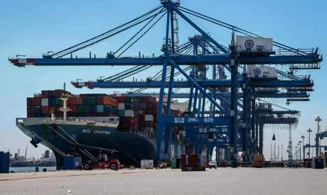 egypt exports growing bregyptian significantly