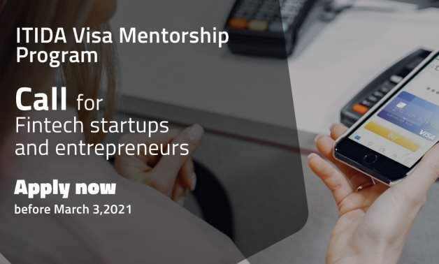 egypt fintech startups program visa