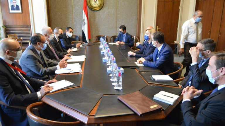 egypt france bilateral relations boosting