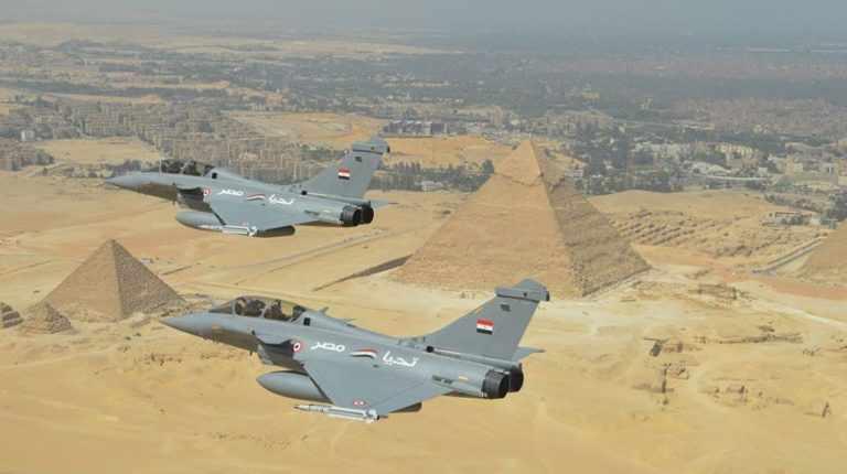 egypt france rafale fighter jets