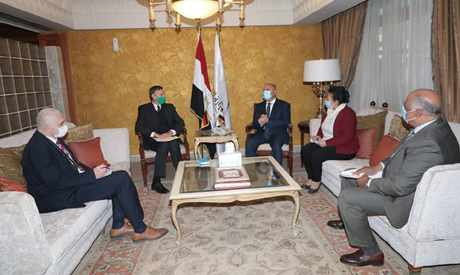 egypt german transport cooperation ambassador