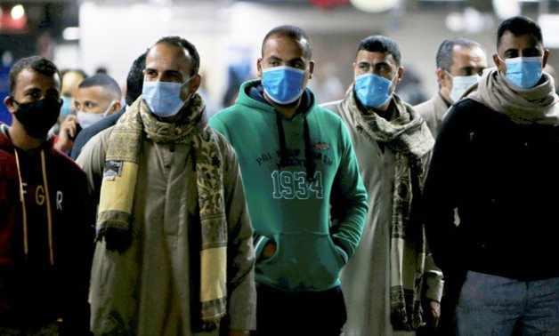 egypt health official covid fattah