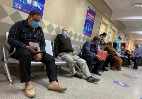 egypt increased demand covid vaccines
