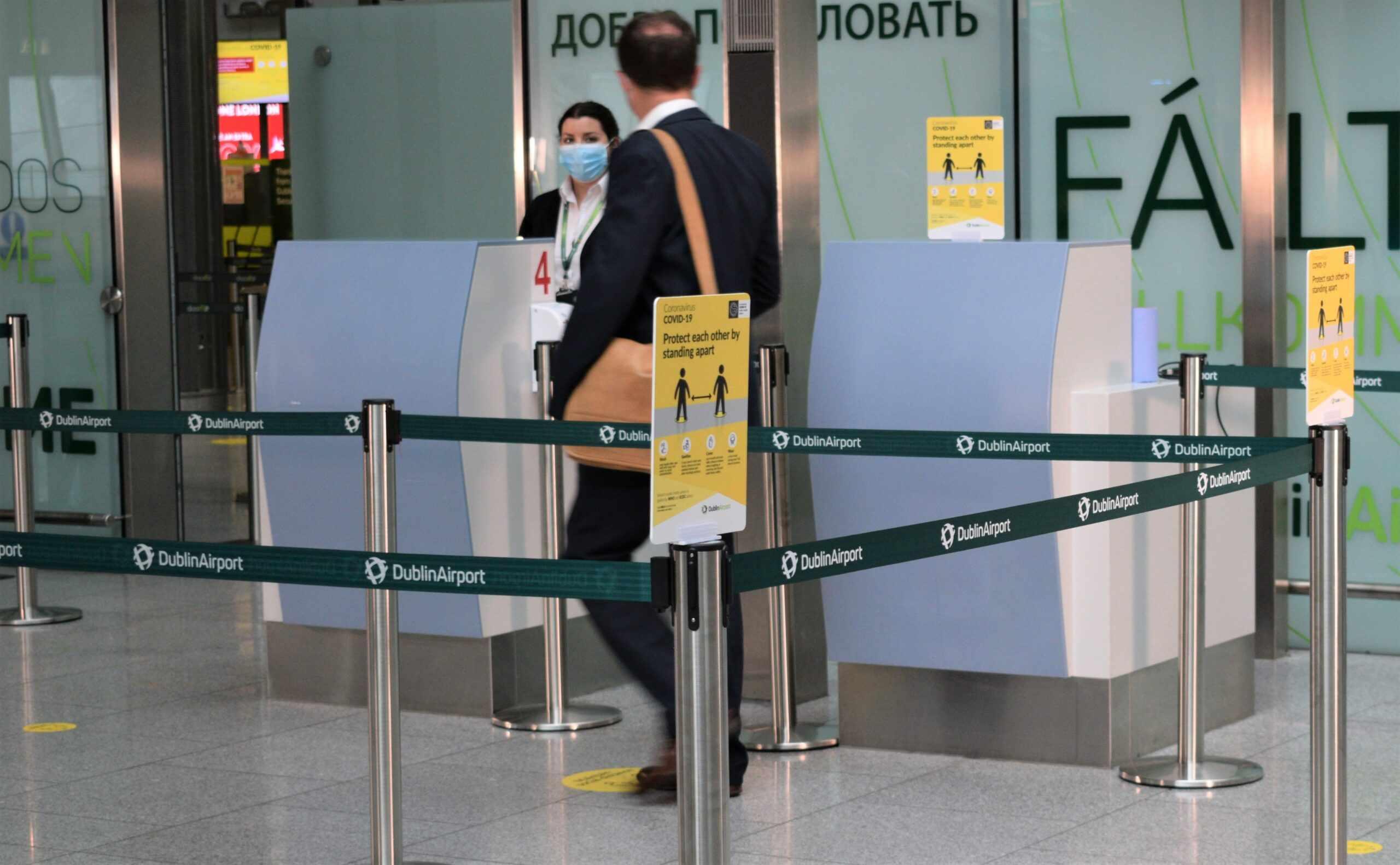 egypt irish government travel removes