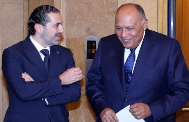 egypt lebanon formation speedy govt