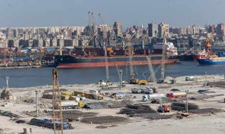 egypt, maritime, ports, developing, green,