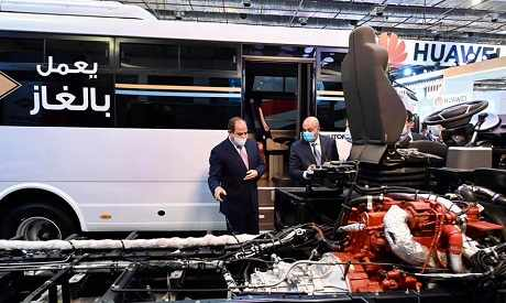 egypt middle-east africa transportation president