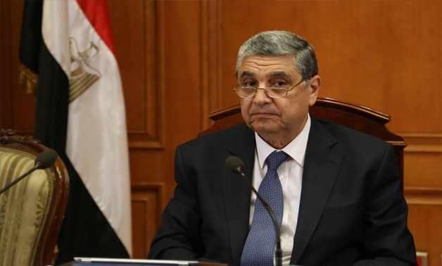 egypt network electricity fayoum voltage