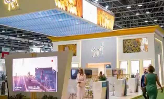 egypt pavilion arabian travel market