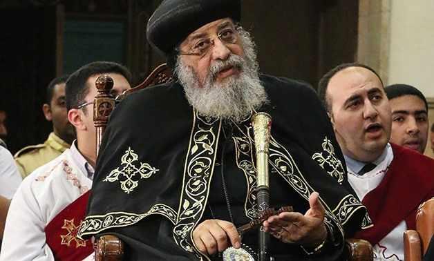 egypt pope tawadros covid precautionary