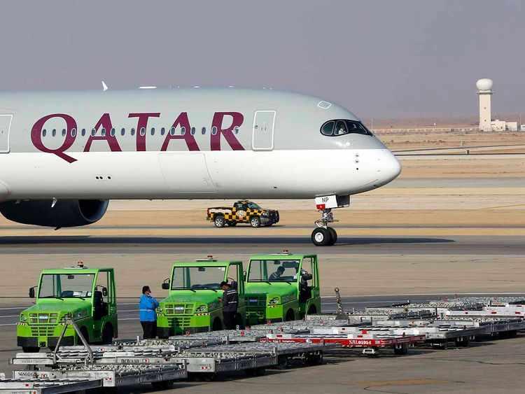 egypt qatar flights airspace agoqatar