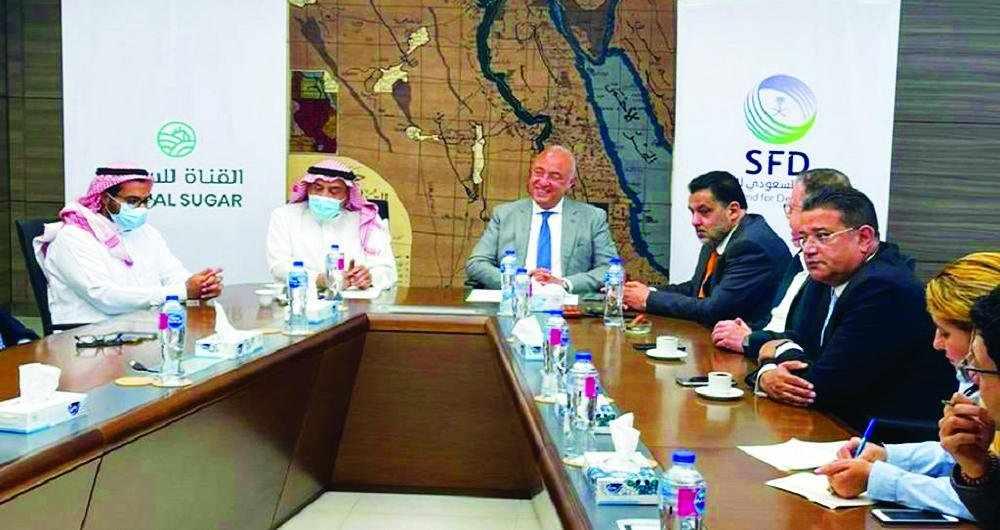 egypt saudi sugar financing firm