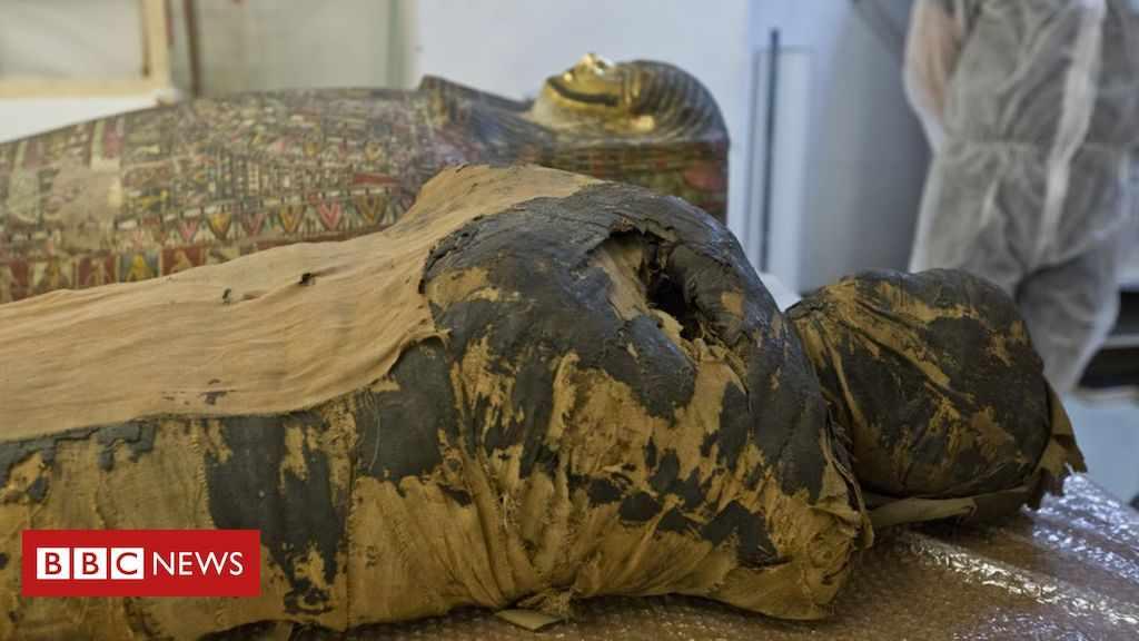 egypt scientists mummy pregnant egyptian