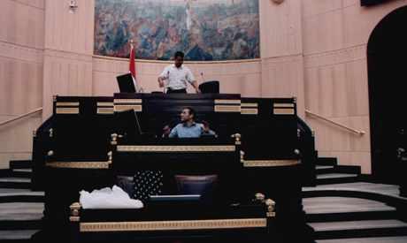 egypt senate chamber advisory bylaws