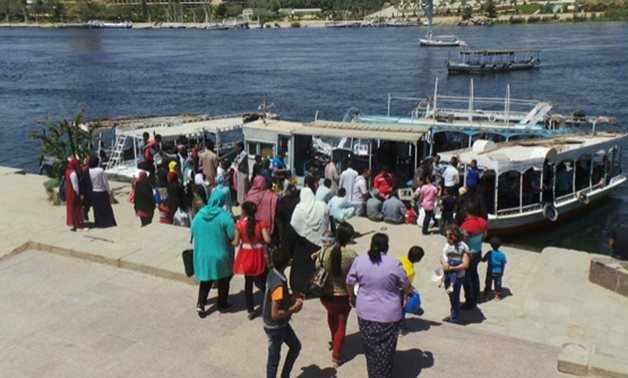 egypt sham nessim parks public