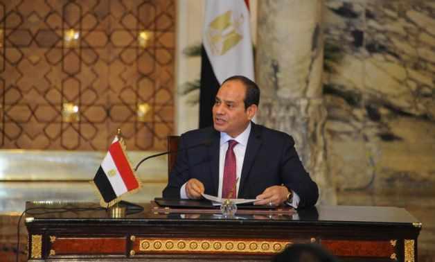 egypt sisi gerd
