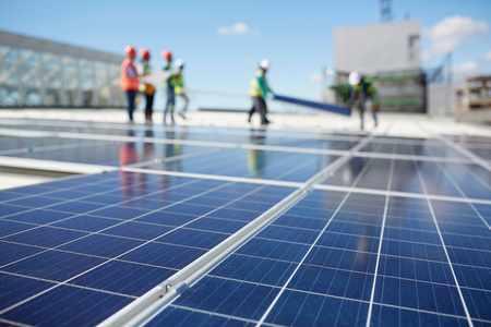 egypt solar project hybrid power