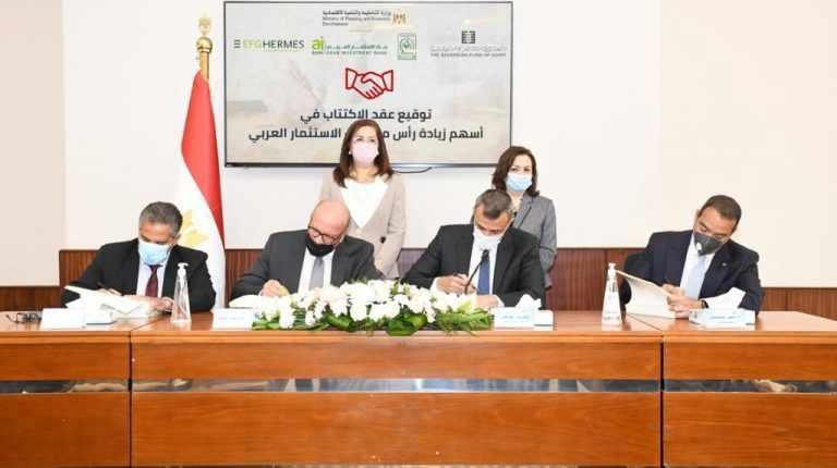 egypt sovereign fund efg hermes