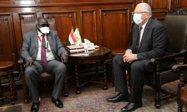 egypt sudan south agricultural cooperation