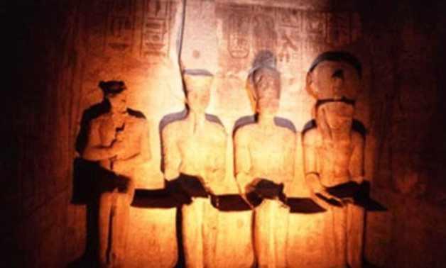 egypt temples abu simbel solar