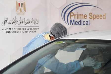 egypt vaccines infections coronavirus deaths
