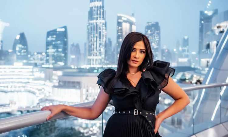 egypt, video, actress, yasmin, abdulaziz,