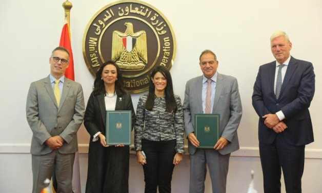 egypt, women, agreement, ifc, international,