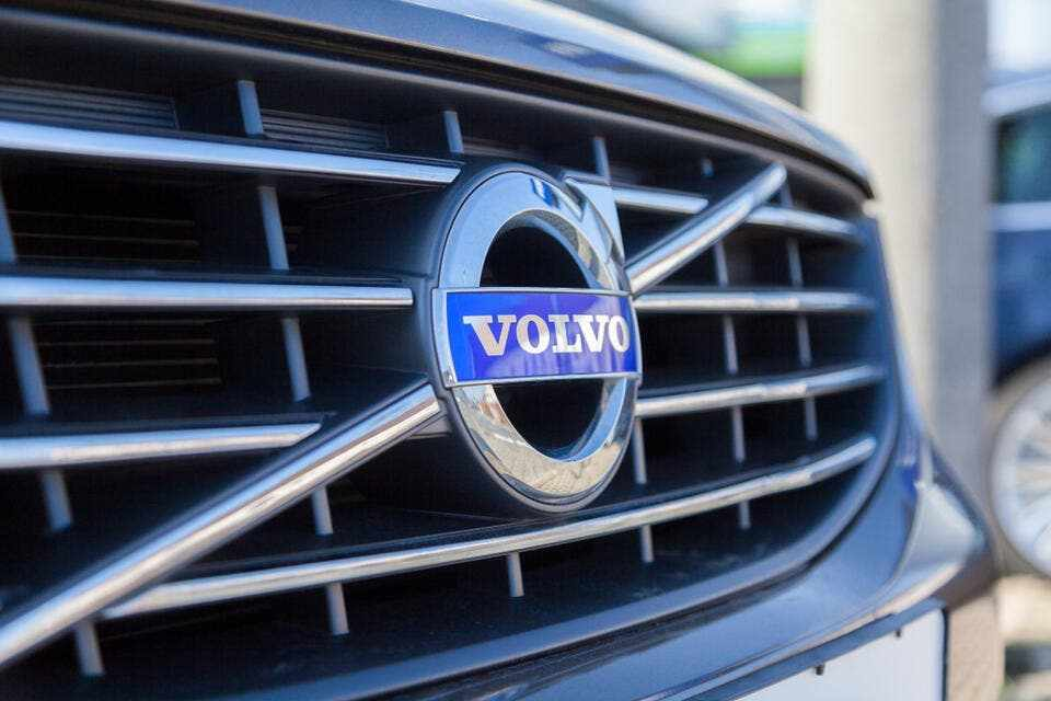 electric motors volvo cars house
