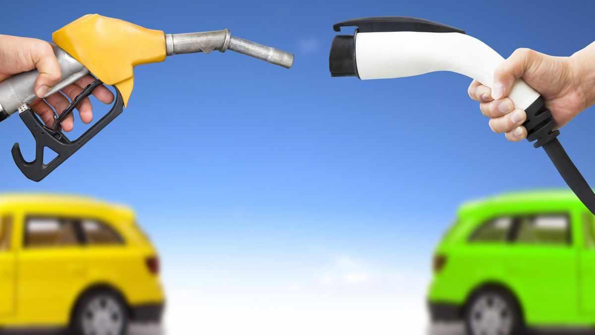 electric states vehicles greener average