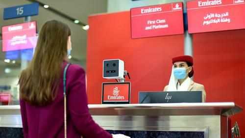 emirates airline iata coronavirus passport