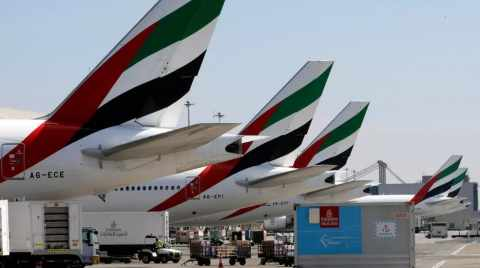 emirates airline loss posts pandemic