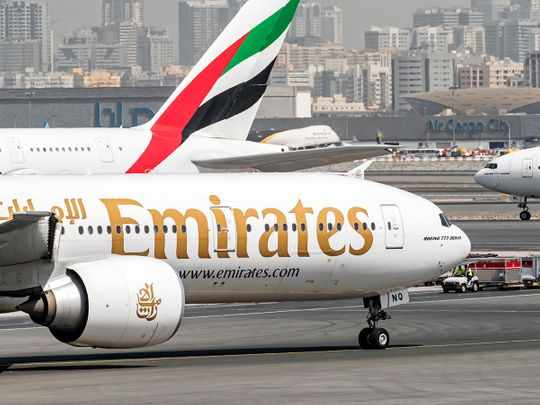 emirates capacity airline covid kazim