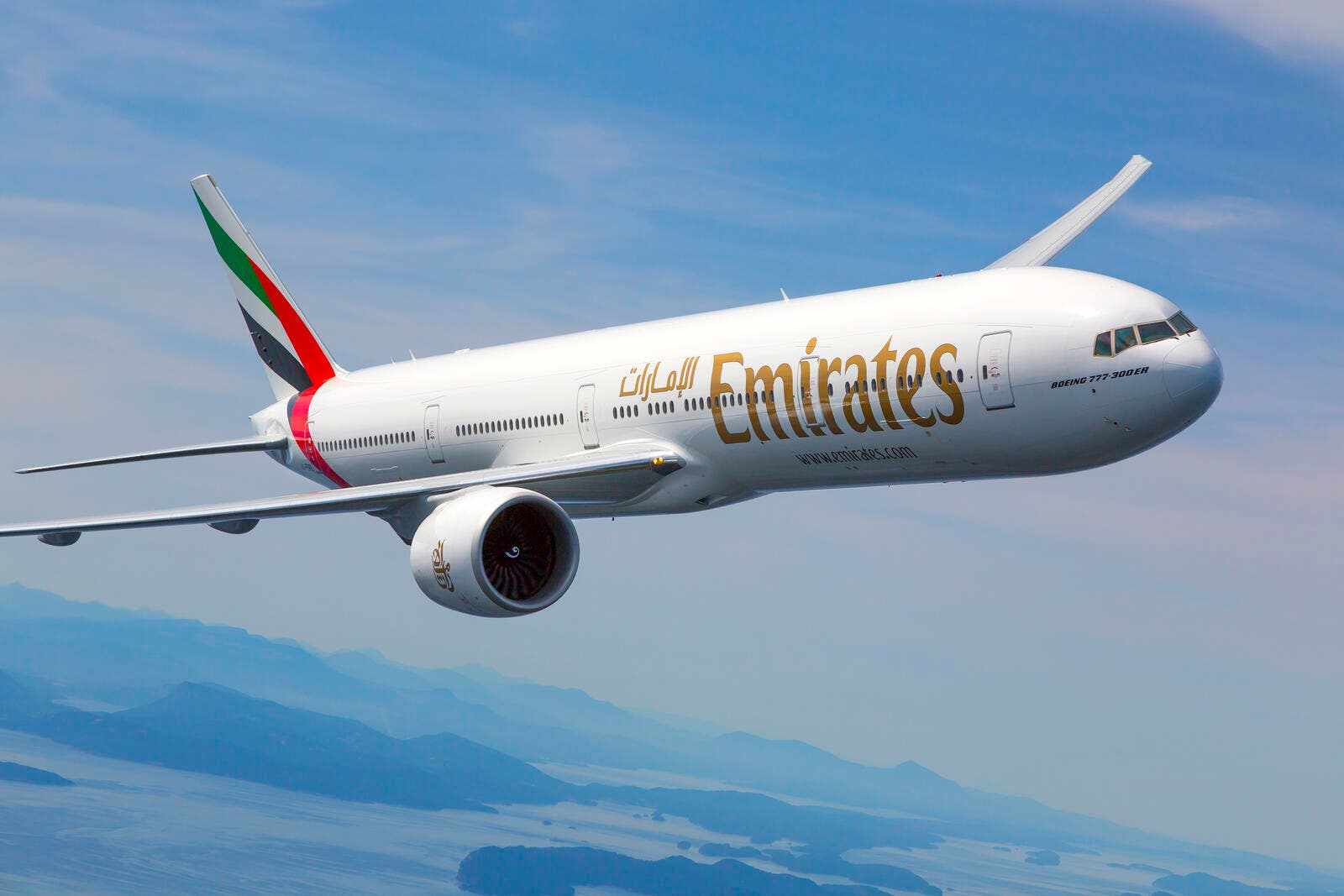 emirates group loss posts pandemic