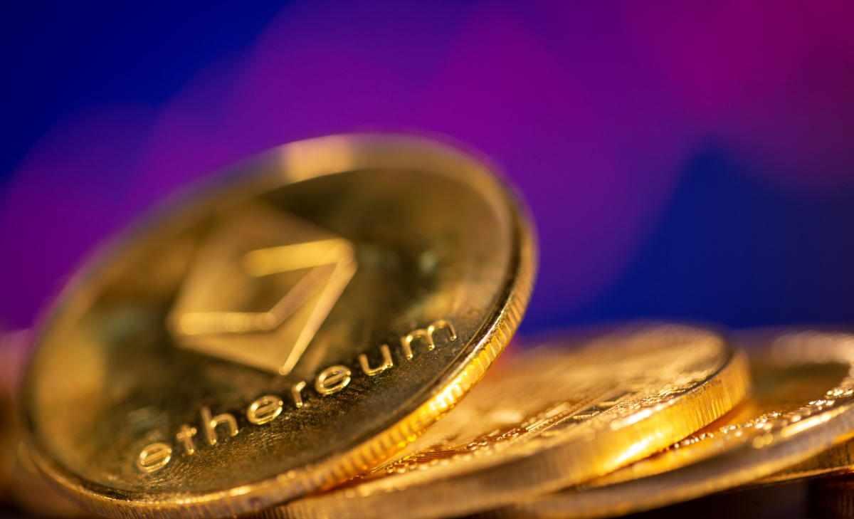 ether percent record gains digital