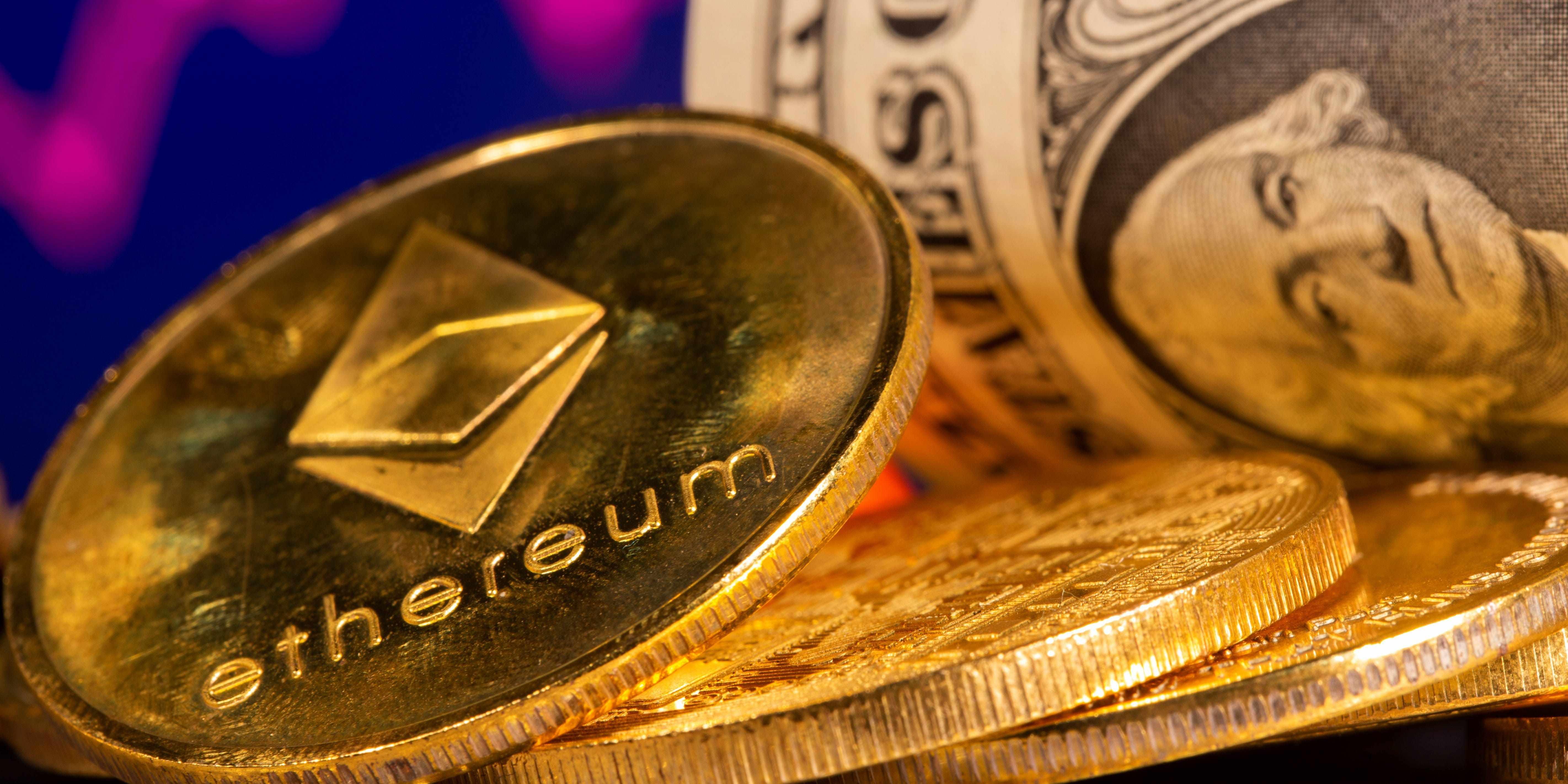 ethereum ark invest highs network